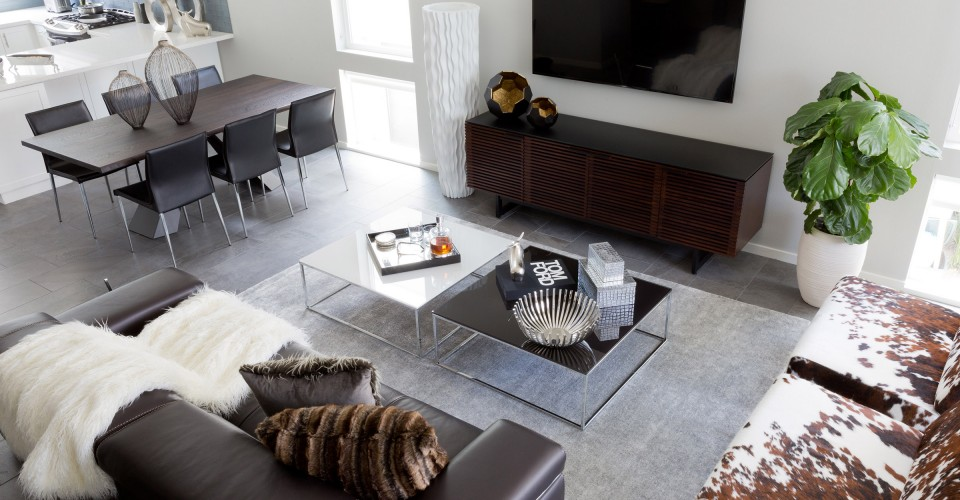 Living Room Layout Ideas + Inspiration - Cantoni