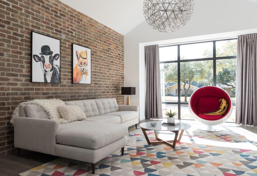 A Builder's Dream Home: Designed by Stephanie Stephenson, Cantoni Dallas