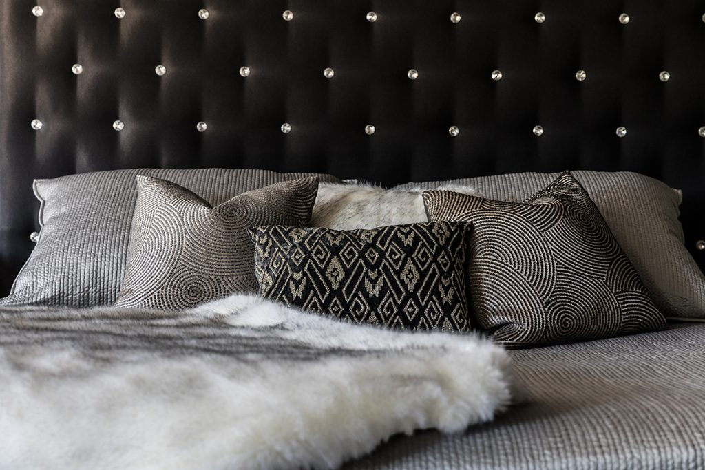 A Luxuriously Calming Escape: Designed by Pam Satterly for Cantoni Atlanta