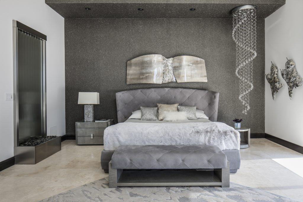 A Luxurious Haven in Vegas: Designed by Terri Mechanic for Cantoni Irvine