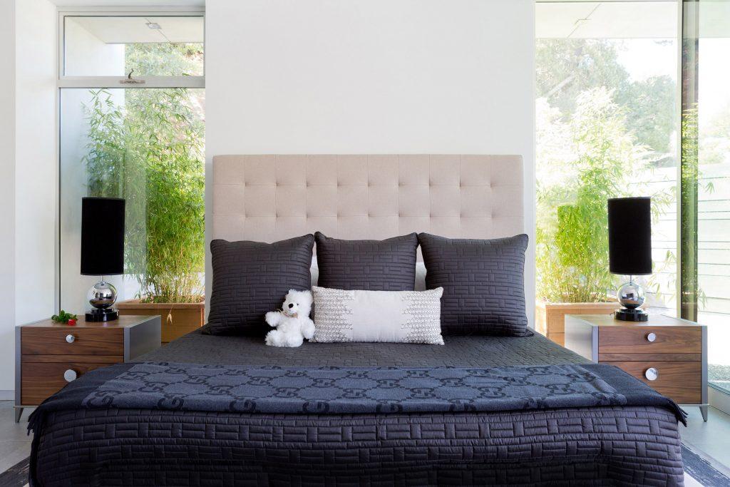 A Serene Sanctuary: Designed by Bernadette Capellaro for Cantoni Los Angeles