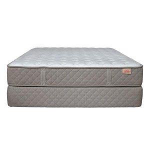 Aireloom Low Profile Plush Coil Mattress - Cantoni Modern Furniture