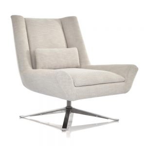 Luke Swivel Chair by American Leather-Available at Cantoni