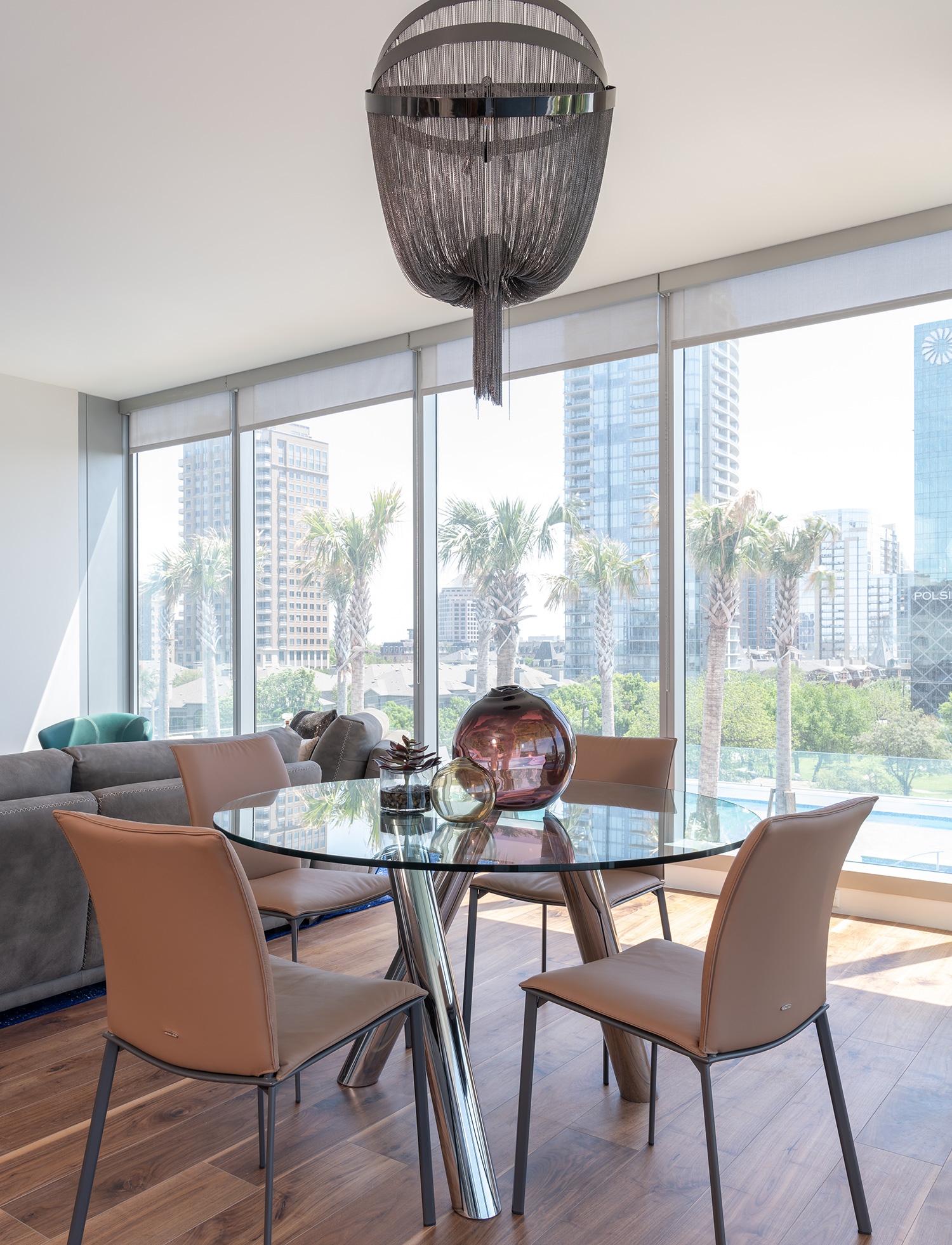 Living Large in a Luxury Landmark, Cantoni Dallas