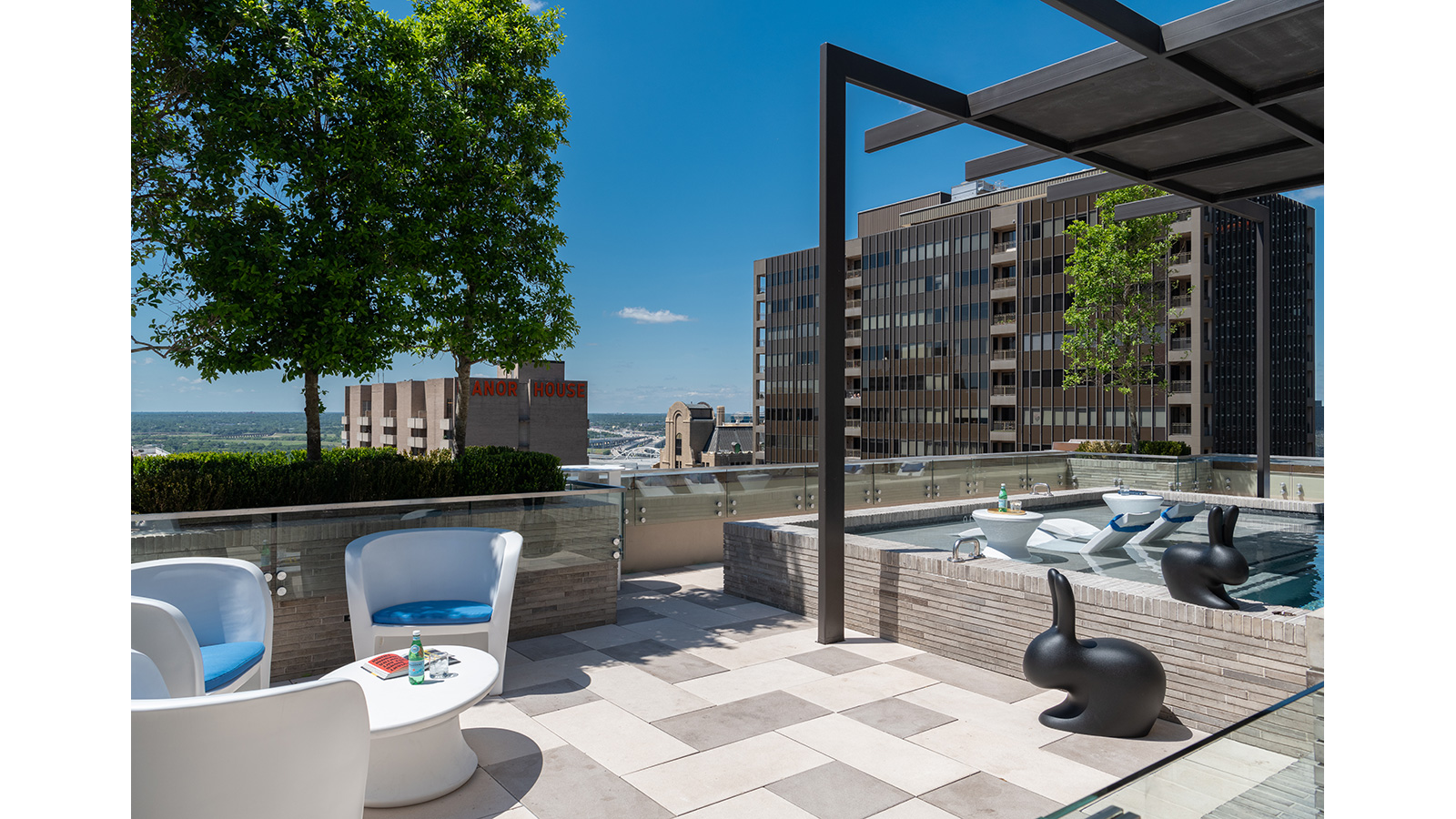 Premier outdoor space at The Drakestone