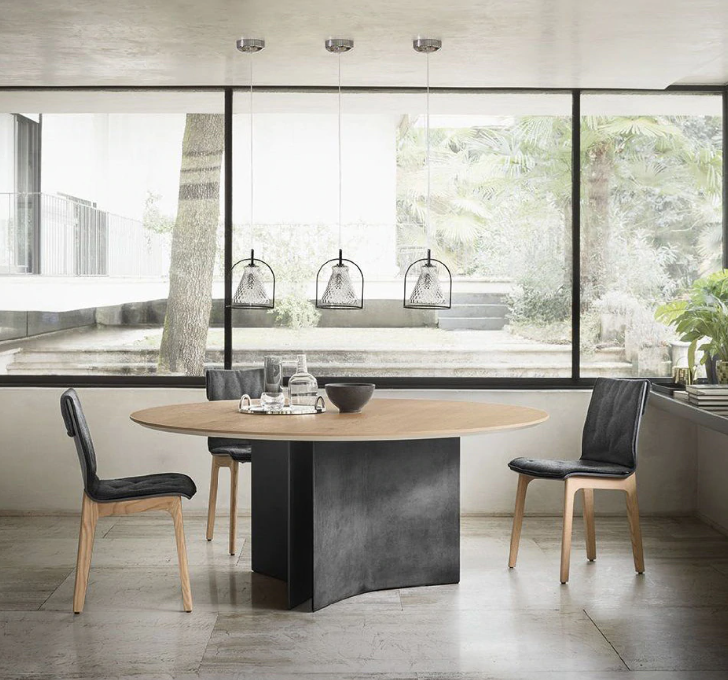 Magnum Dining Table by Bontempi Casa